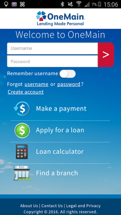 OneMain - Personal Loans - Android Apps on Google Play