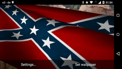 Rebel Flag Live Wallpaper 3D APK for iPhone | Download Android APK GAMES & APPS for iPhone ...