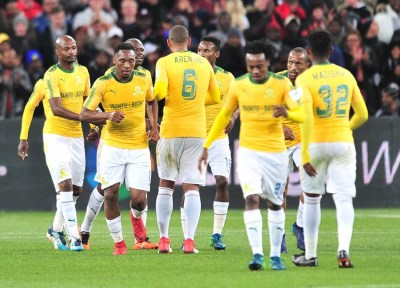 Battered and bruised AS Togo-Port await Sundowns in key fixture