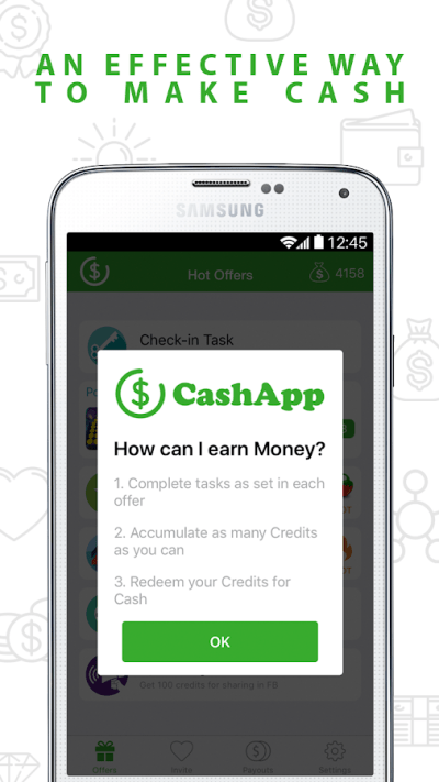 CashApp - Cash Rewards App - Android Apps on Google Play