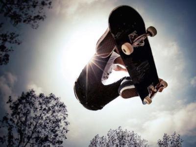 Cool Skateboard Wallpaper - impremedia.net