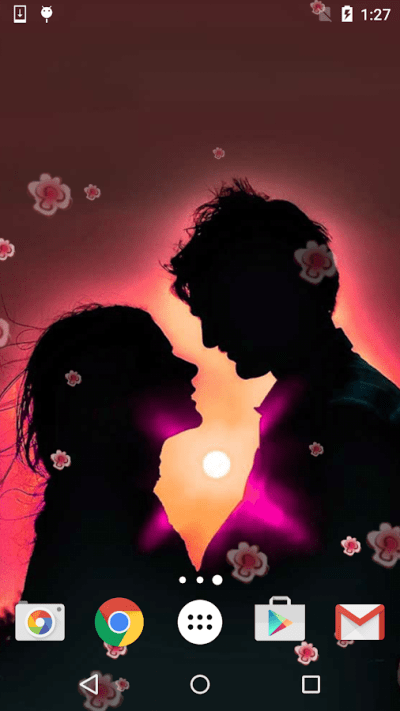 Romantic Live Wallpaper HD - Android Apps on Google Play