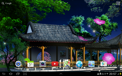 Oriental Garden Live Wallpaper - Android Apps on Google Play