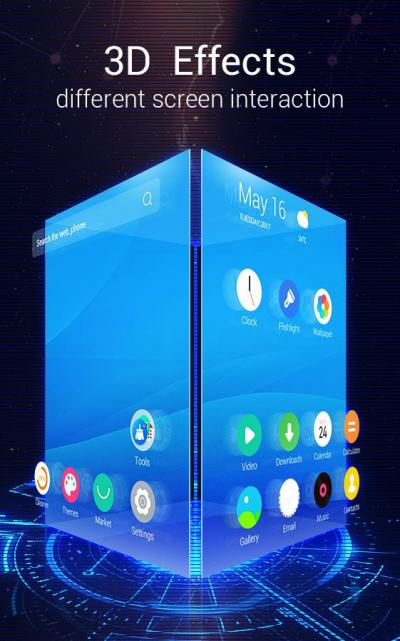 U Launcher 3D – Live Wallpaper, Free Themes, Speed - Android Apps on Google Play