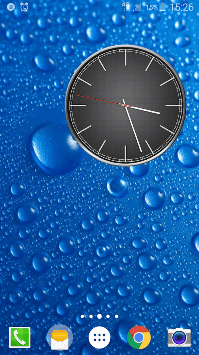 Battery Saving Analog Clocks Live Wallpaper - Android Apps on Google Play