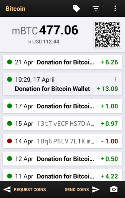 Bitcoin Wallet - Android Apps on Google Play