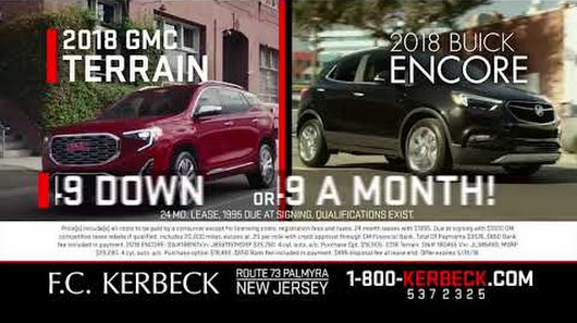 FC Kerbeck   Sons   Google  Buick GMC Dealer Featuring Lease Payments
