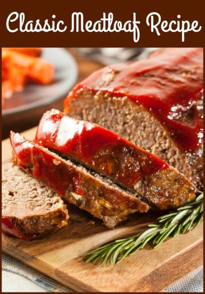 10 Best Classic Meatloaf Ground Beef Recipes