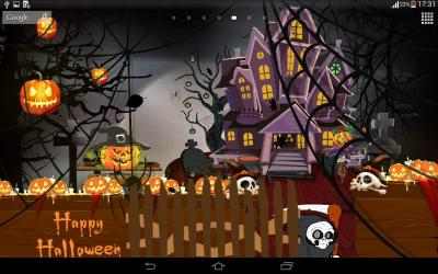 Halloween Live Wallpaper. - Android Apps on Google Play