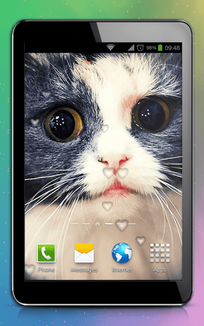 Cute Cats Live Wallpaper - Android Apps on Google Play