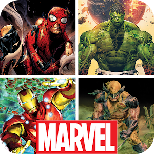Free Download Marvel Heroes Live Wallpaper apk