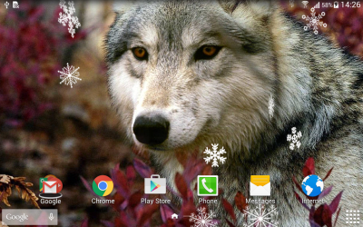 Wolf Live Wallpaper - Android Apps on Google Play