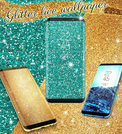 Glitter live wallpaper - Android Apps on Google Play