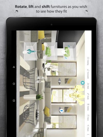 Homestyler Interior Design & Decorating Ideas - Android ...