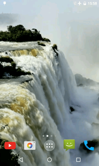 Iguazu Falls 4K Live Wallpaper - Android Apps on Google Play
