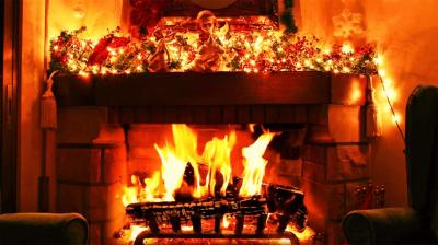 Christmas Fireplace Live Wallpaper - Android Apps on Google Play