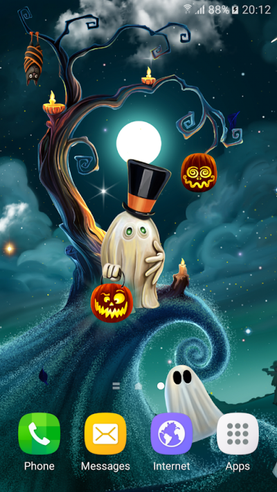 HD Halloween Live Wallpaper - Android Apps on Google Play