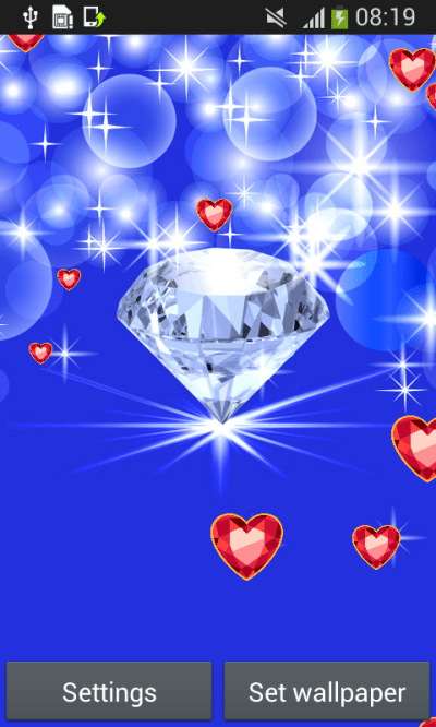 Diamond Live Wallpapers - Android Apps on Google Play