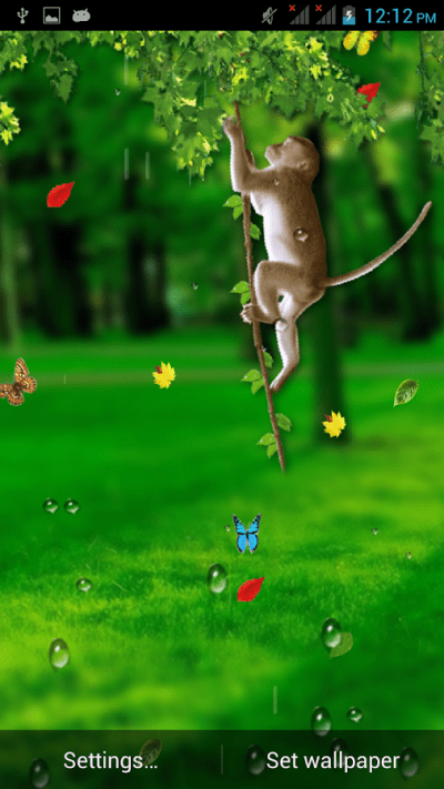 Funny Monkey Live Wallpaper - Android Apps on Google Play