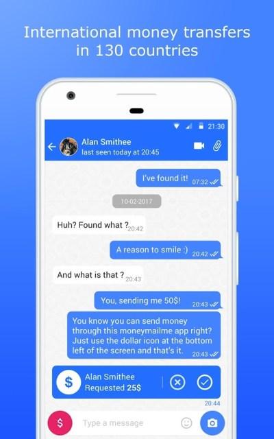 Moneymailme Money Transfer App - Android Apps on Google Play
