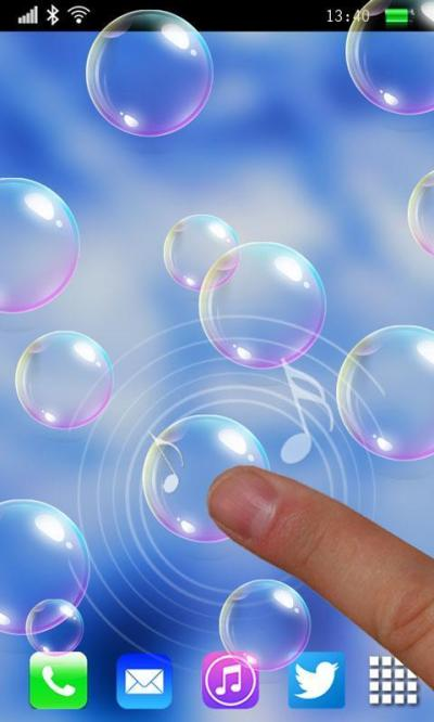 Popping Bubbles Live Wallpaper - Android Apps on Google Play