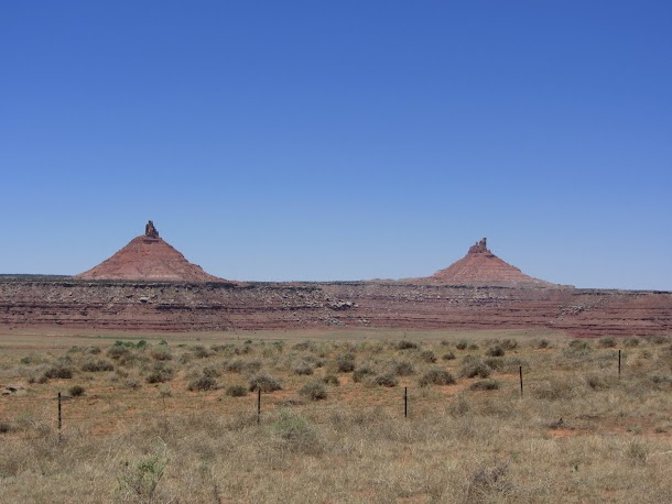 Pyramid Rock Formations Taken from the Road.JPG