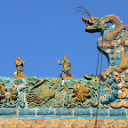 the roof of the ever-peaceful monastery; the fellow who keeps the place assures me that this is Yuan-dynasty although repainted 02.JPG