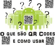 O que são QR Codes e como usar eusouandroid