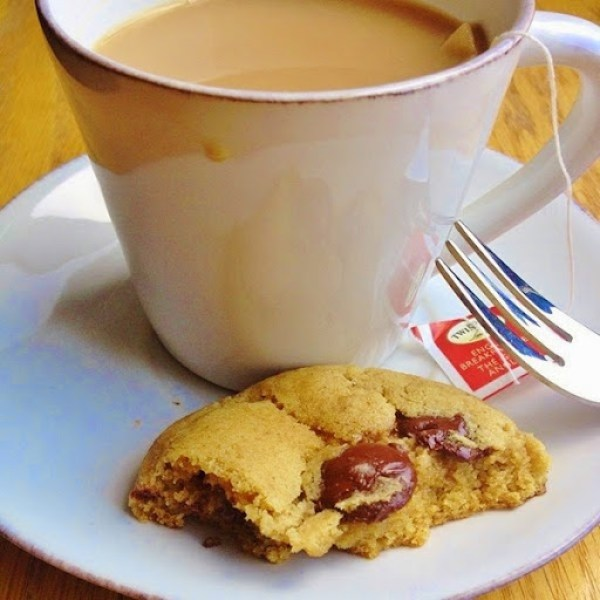 jacques torres - chocolate chip cookie