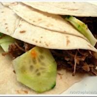 Eat In Recipe: Crock Pot Korean Beef Tacos