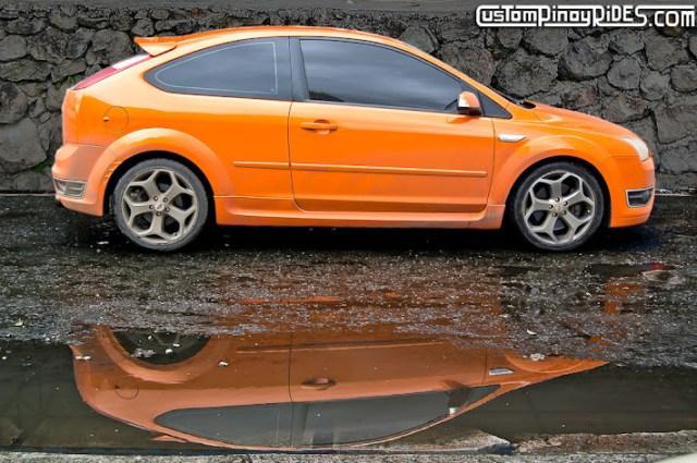 Ford Focus ST FunRun Forum Custom Pinoy Rides