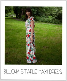 Maxi Staple Dress at Our Family Four 21