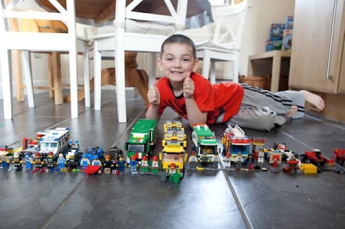 Jayce Lego 1