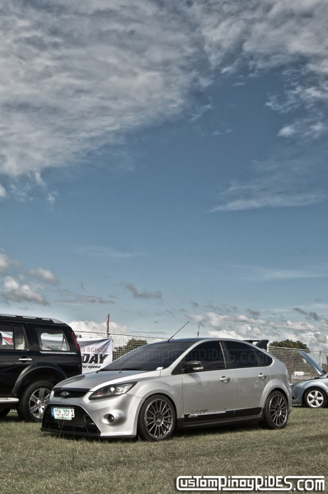 Ford Club Philippines at the Tuason Racing Race Day Custom Pinoy Rides pic1