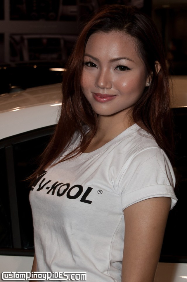 2011 Manila Auto Salon Car Show Babes and Models Custom Pinoy Rides pic6