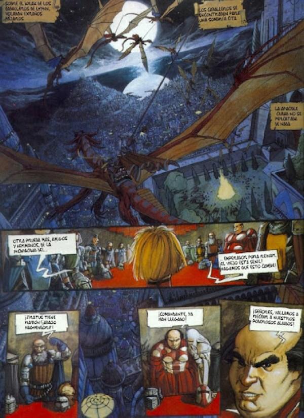03 Cronica de la luna negra #3 - página 24
