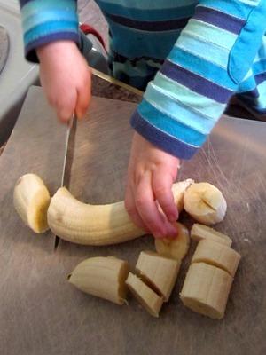 Banana Bear Pudding 2