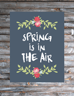 Bre Purposed - Spring is in the air Free Printable