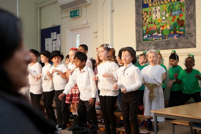 Year Two Christmas Performance 8