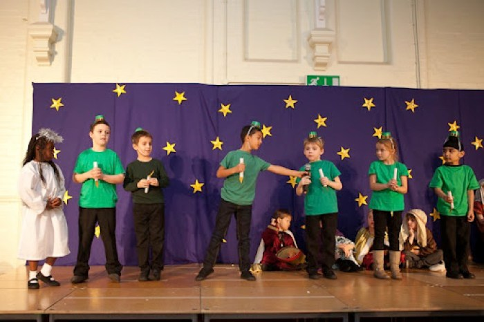 Year Two Christmas Performance 13