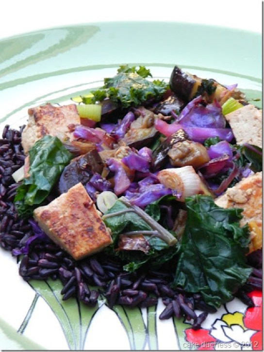kale-and-black-rice-stir-fry-1