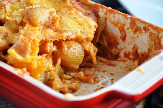 salsa mac and cheese 166