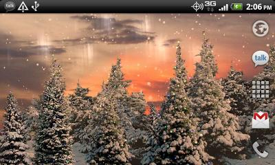 Snowfall Live Wallpaper – Android-Apps auf Google Play