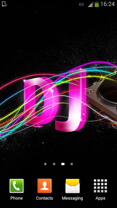 DJ Live Wallpaper - Android Apps on Google Play