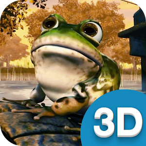 Download 3D Frog Live Wallpaper APK on PC | Download Android APK GAMES & APPS on PC
