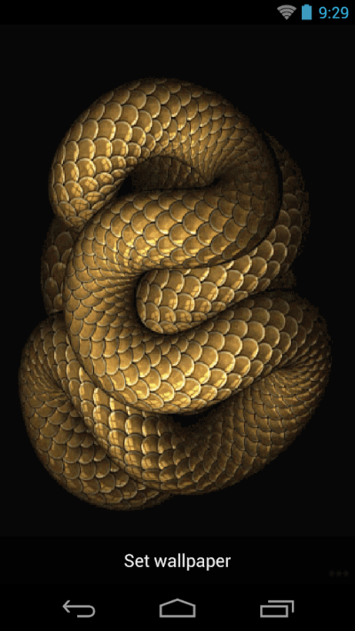 Snake Live Wallpaper - Android Apps on Google Play