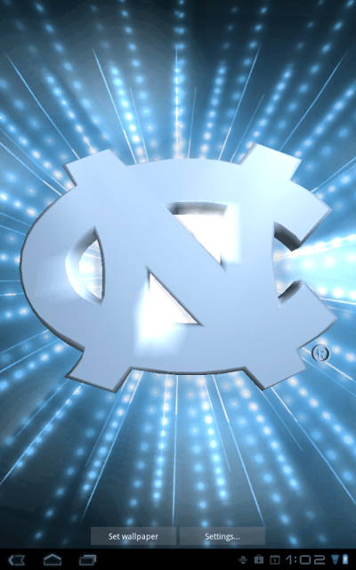 UNC Tar Heels Live Wallpapers - Android Apps on Google Play