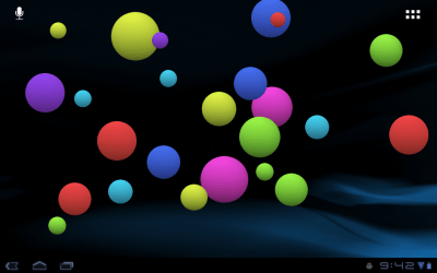 Colorful Bubble Live Wallpaper - Android Apps on Google Play