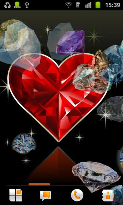 Diamond Live Wallpaper - Android Apps on Google Play