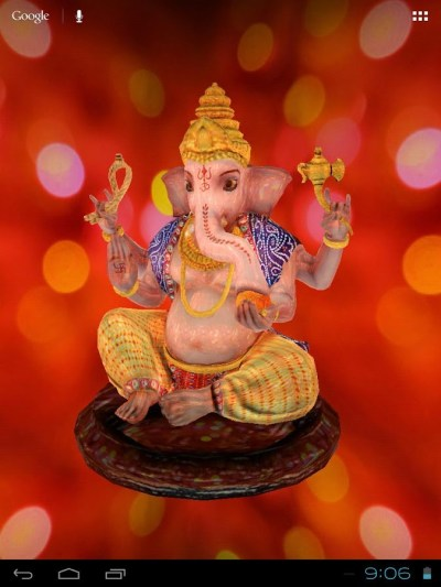 3D Ganesh Live Wallpaper - Android Apps on Google Play